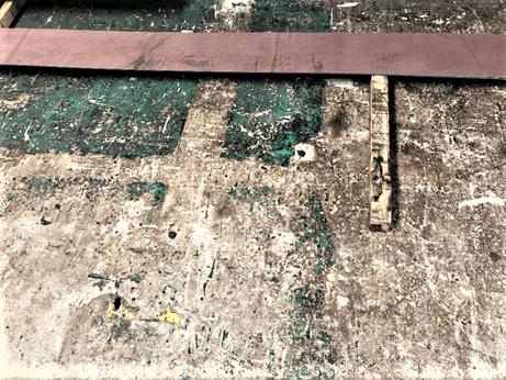 輸送品:切板(400幅×2500mm)