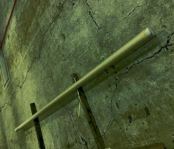 輸送品:紙管梱包パイプ 4000mm 1束