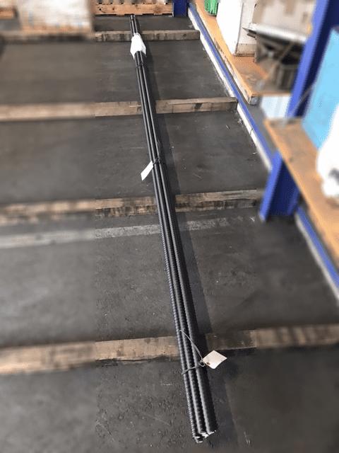 輸送品:建築鋼材 4000㎜