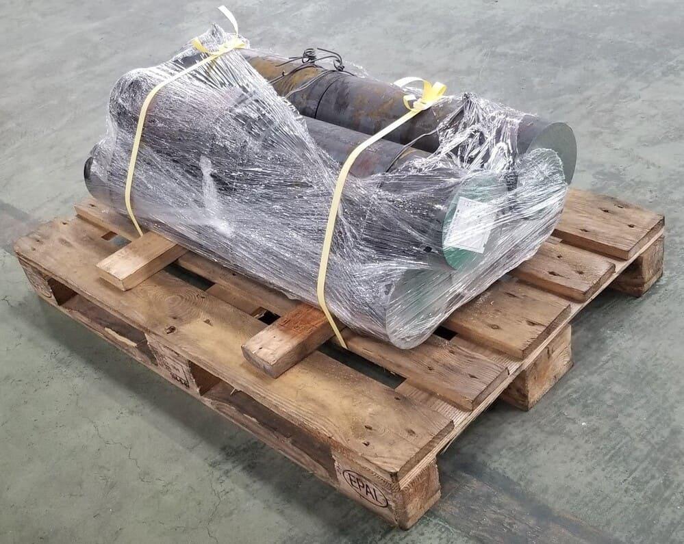 輸送品:鋼材・切断品